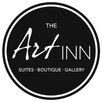The Art inn logo